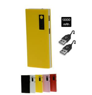 Power Bank Space 13000mAh D566Y yellow