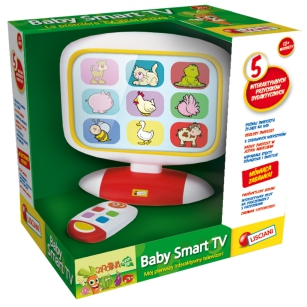 KAROTKA BABY SMART TV LISCIANI