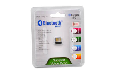 Adapter Bluetooth USB BT 4.0 Space Nano Color Box
